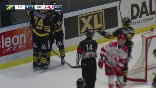 Highlights: AIK-Troja/Ljungby