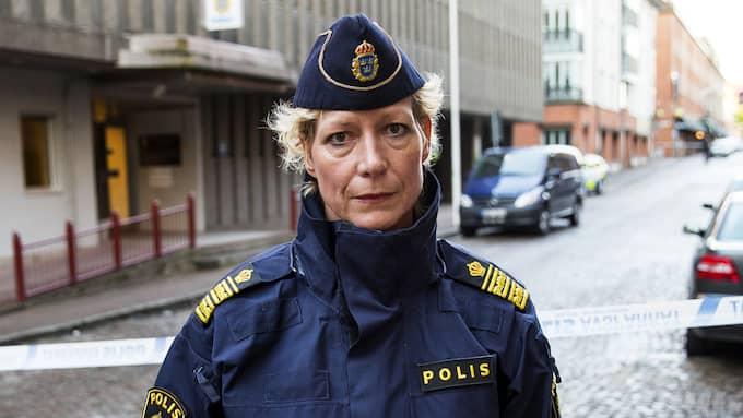 KvP:s krönikör Lars Klint vill se Lena Matthijs som ny rikspolischef. Foto: ANDERS YLANDER / ANDERS YLANDER GT/EXPRESSEN