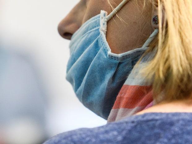 Vändningen: Ny riktlinje om munskydd