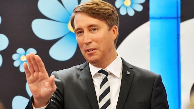 Skarp intern kritik mot SD-toppen Richard Jomshof