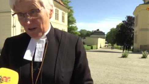 Ärkebiskop Jackelén om hur förberedelserna gått