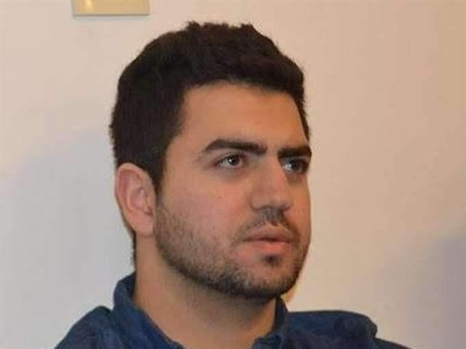 Jaafar Al-Jabiri (C). Foto: Privat