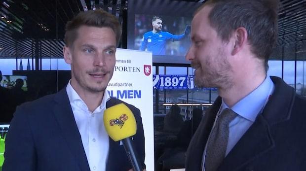 """Markus Rosenberg garvar åt tveksamma formen: """"Borde ifrågasättas"""""""