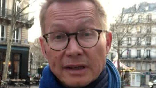 "Magnus Falkehed: ""En klimatkatastrof"""