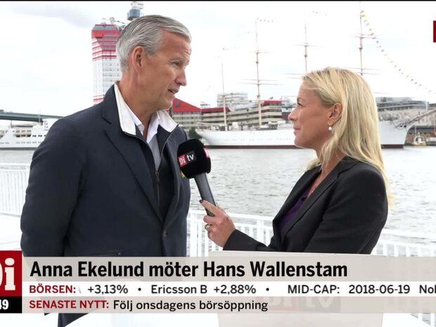 """Wallenstam: """"En oändlig efterfrågan på hyresrätter"""""""