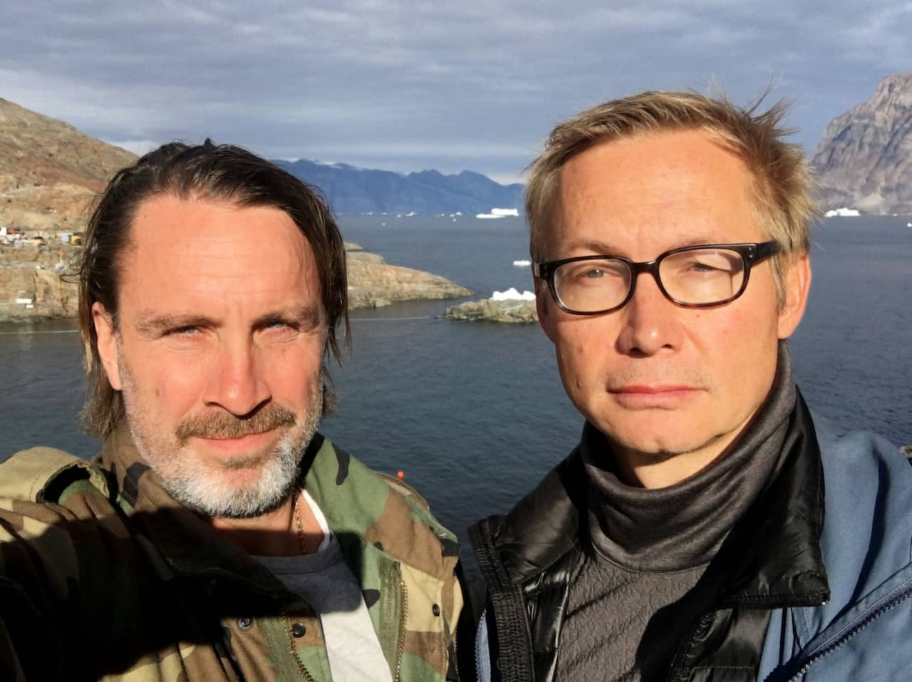 Niclas Hammarström & Magnus Falkehed