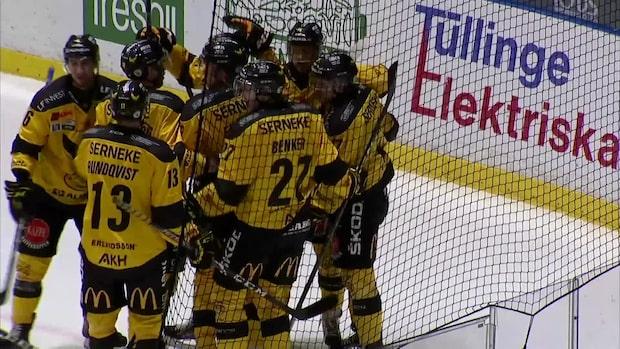 Höjdpunkter: AIK föll efter förlängning