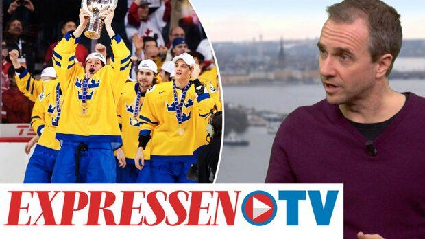 """Uppsnack inför JVM: """"Sverige tar medalj"""""""