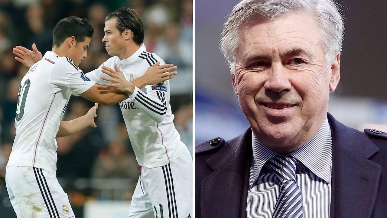 Skrälluppgifter: Vill ha Bale och James