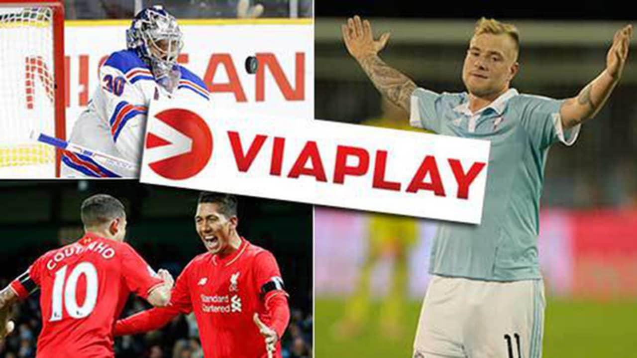 Viaplay Höjer Sina Priser Från 10 Februari Sport Expressen