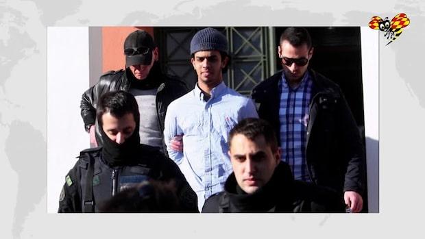Terrordömd bakom demonstration till stöd för islamister