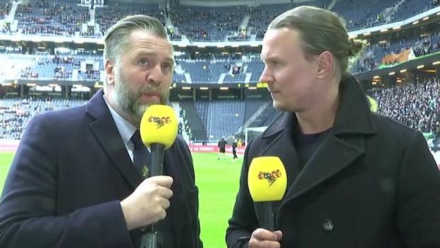 """Wesström om AIK:s lagbygge: """"Ser aldrig att en trupp är klar"""""""