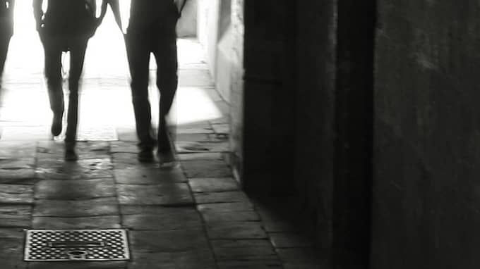 Den senste tidens rånvåg handlar till stor del om unga män som går på andra unga män. Genrebild. Foto: Colourbox