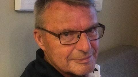 För Björn Jansson skulle resan bli en nystart efter hans hustrus bortgång.