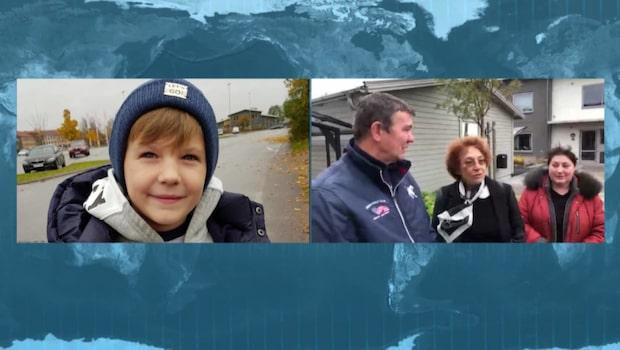 Migrationsverket bestämde att sex-årige Denis får stanna i Sverige