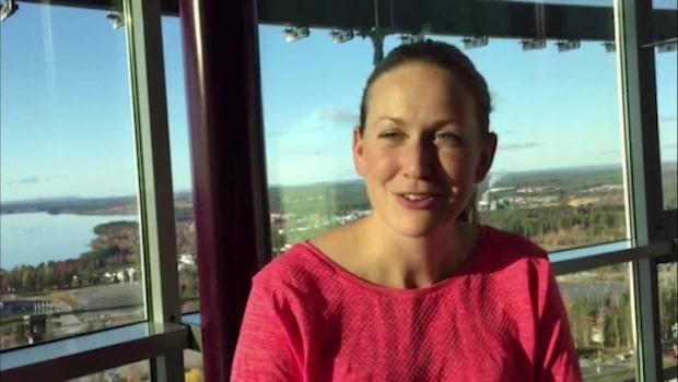 "Ekholm om nya livet: ""Trivs väldigt bra"""
