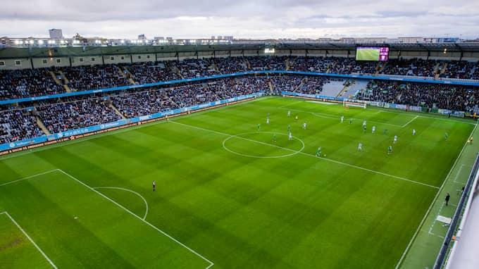 Här kan TFF tvingas spela allsvenska premiären mot Göteborg. Foto: LUDVIG THUNMAN / BILDBYRÅN