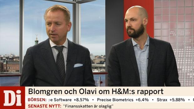 H&M övertygar –fortsätter bredda onlinebutikerna