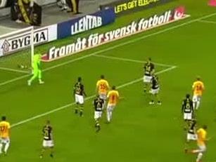 Höjdpunkter: AIK-Falkenberg