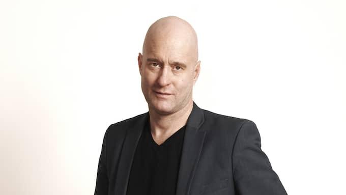 Psykiatern och debattören David Eberhard. Foto: EXPRESSEN
