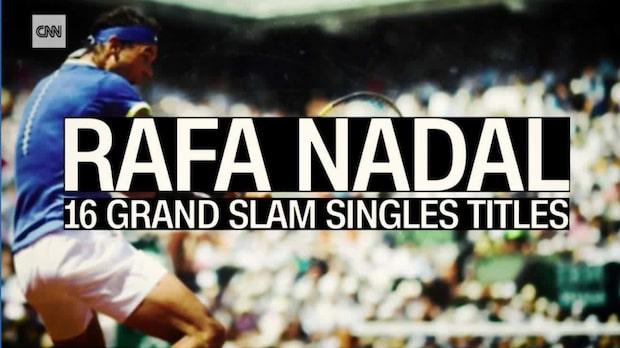 Vem är Rafael Nadal?