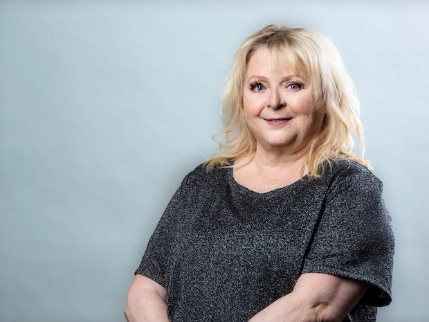 Kikki Danielsson inför Melodifestivalen 2018 i Karlstad