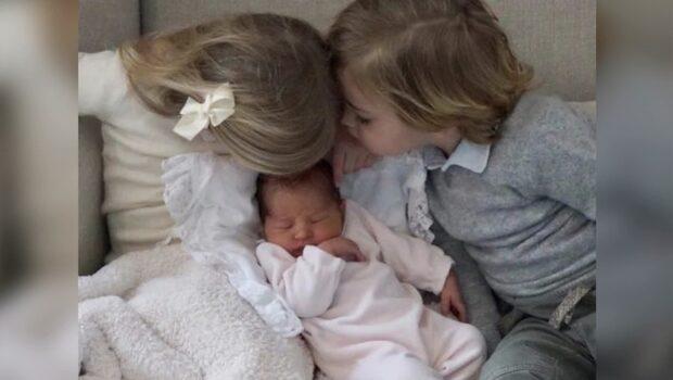 Adrienne är Sveriges nya prinsessa
