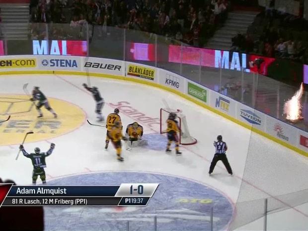 Highlights: Frölunda - Luleå