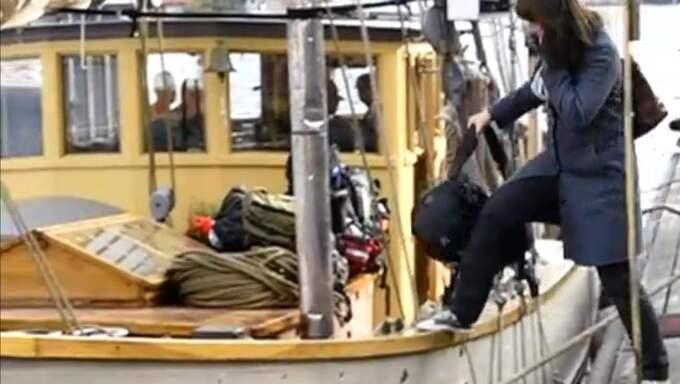 åsa romson båt