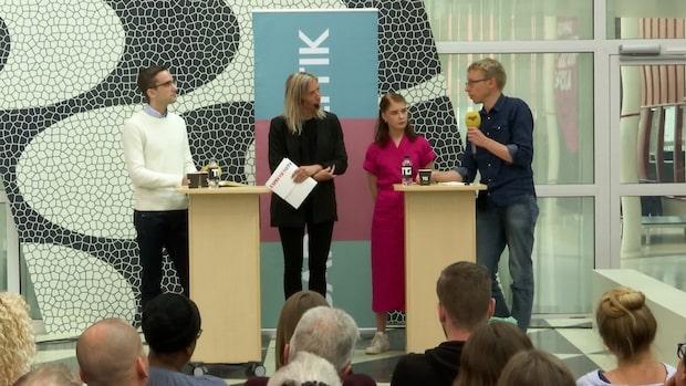 Bara Politik: Panelen diskuterar skolan