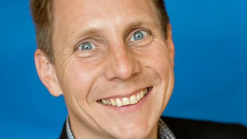 Stefan Bengtsson (C), regionråd i Region Halland. Foto: PRESSBILD