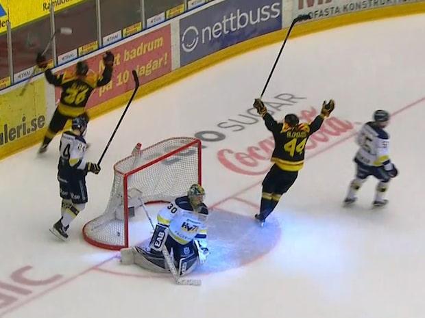 Brynäs kvitterar i SM-finalserien