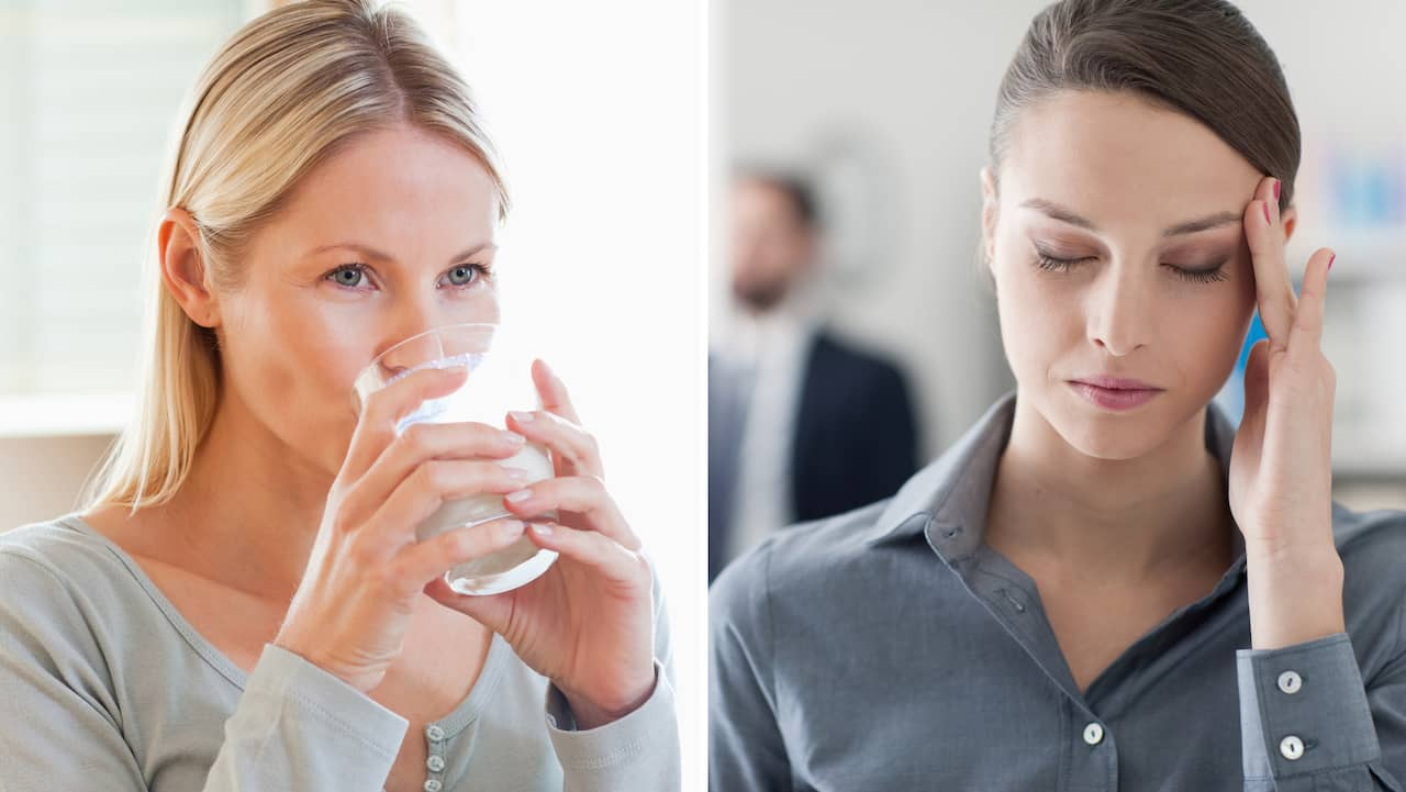 saltbrist symtom huvudvärk