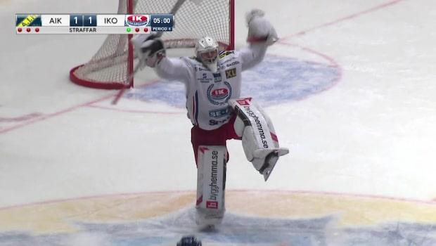 Höjdpunkter: AIK-Oskarshamn