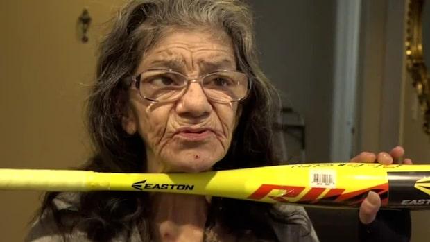 """Så stoppade hon inbrottstjuven: """"Jag ville inte döda honom"""""""