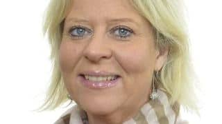 Camilla Waltersson Grönvall, Moderaterna. Foto: Riksdagen