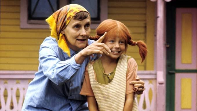 """""""Tiderna har ändrats och i dag hade jag inte gjort honom till negerkung. Han skulle antagligen vara sjökapten eller pirat"""", sa Astrid Lindgren i en intervju 1970, appropå Pippis pappa. Foto: WEINE LEXIUS"""