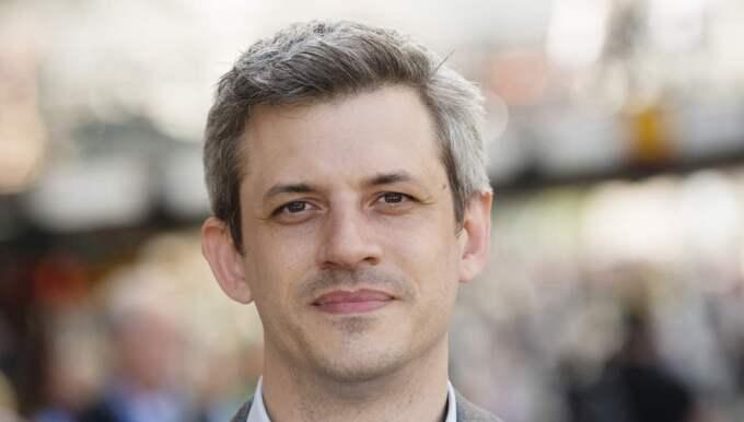 Peter Santesson, opinionschef på Demoskop. Foto: Izabelle Nordfjell