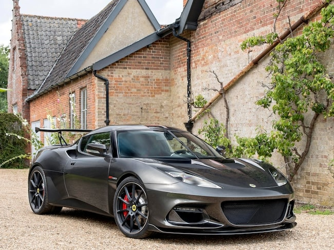 Evora 430 var den sista bilen Lotus byggde innan Geely köpte tillverkaren.