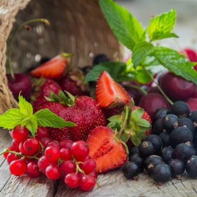 mest antioxidanter finns i
