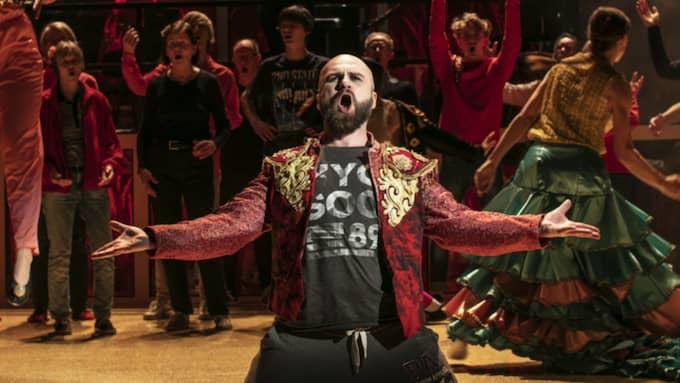 """I kväll hade """"Carmen Moves"""" premiär på Folkoperan. Foto: Mats Bäcker/Pressbild/Folkoperan"""