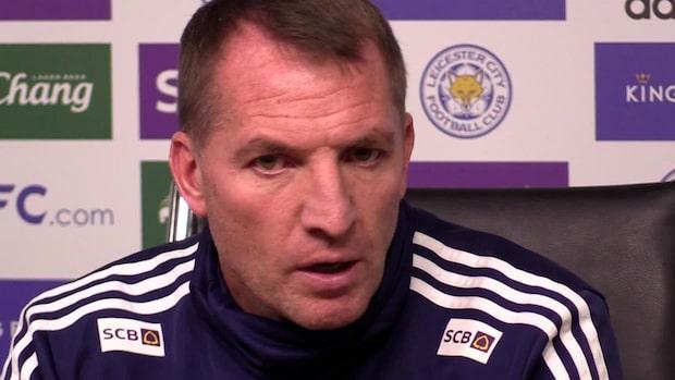 """Rodgers: """"Svårt att dominera i modern fotboll"""""""