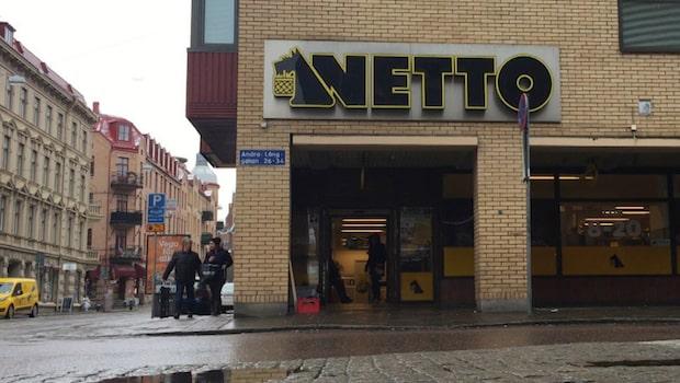 Susannes vrede efter upptäckten på Netto