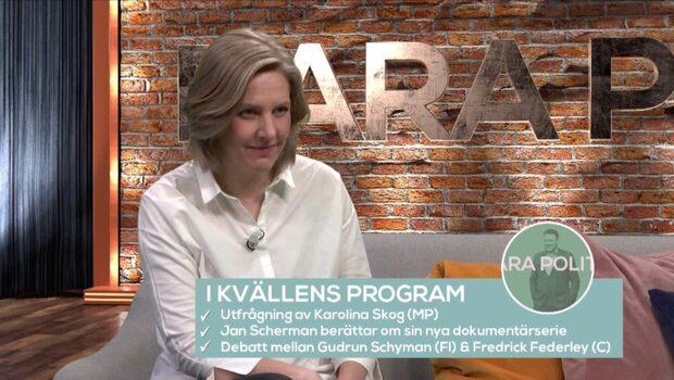 Bara Politik: Intervju med Karolina Skog