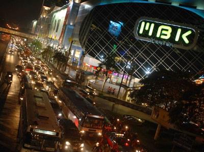 Bangkoks nyaste varuhus har allt
