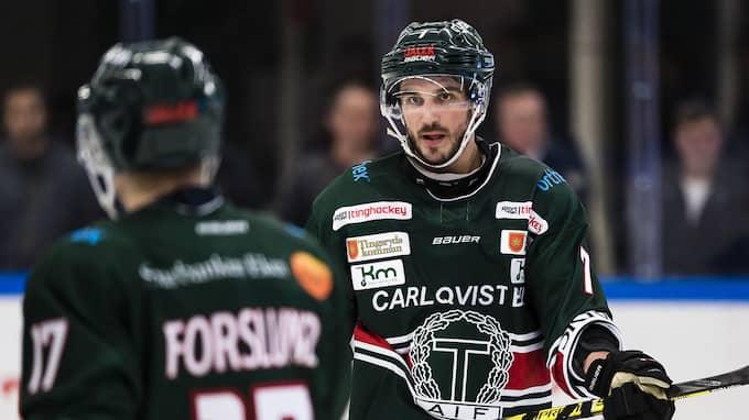 Tingsryd förlorade extrapoängen mot Karlskoga. Foto: JONAS LJUNGDAHL / BILDBYRÅN