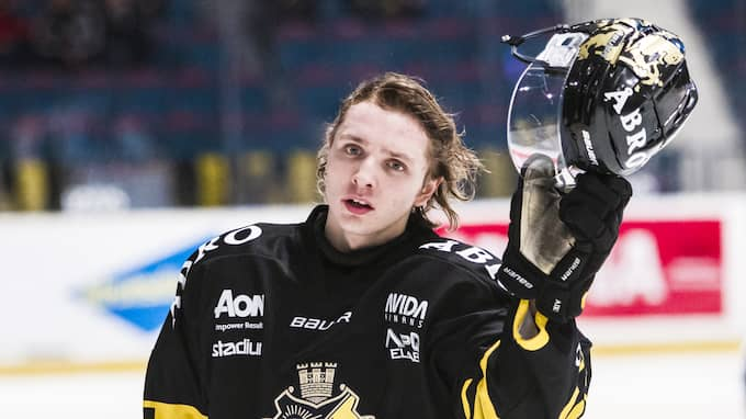 Robin Kovacs under tiden i AIK. Foto: KENTA JÖNSSON
