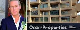 Oscar Engelbert storsäljer aktier i egna byggbolaget