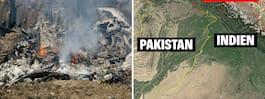 Konflikten trappas upp –Indien rustar för krig