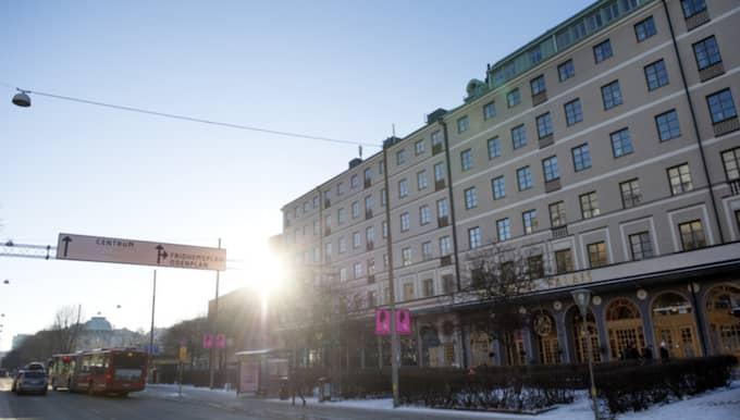 Kommunals fastighet på Sveavägen. Foto: Jessica Gow/Tt